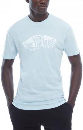 Vans M Classic Niebieski Bawełniany T Shirt Męski