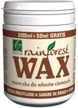 Rainforest Wax do włosów ciemnych 250ml