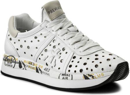 lowest price 92ede 6da10 Sneakersy PREMIATA - Conny 2967 Biały eobuwie