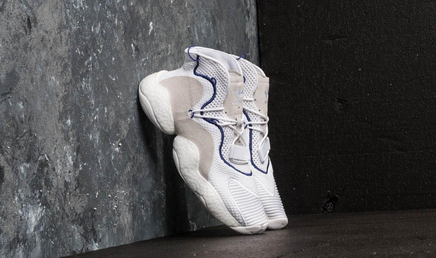huge selection of 62bc1 27b37 adidas Crazy BYW LVL I Ftw White Ftw White Real Purple - zdjęcie 1