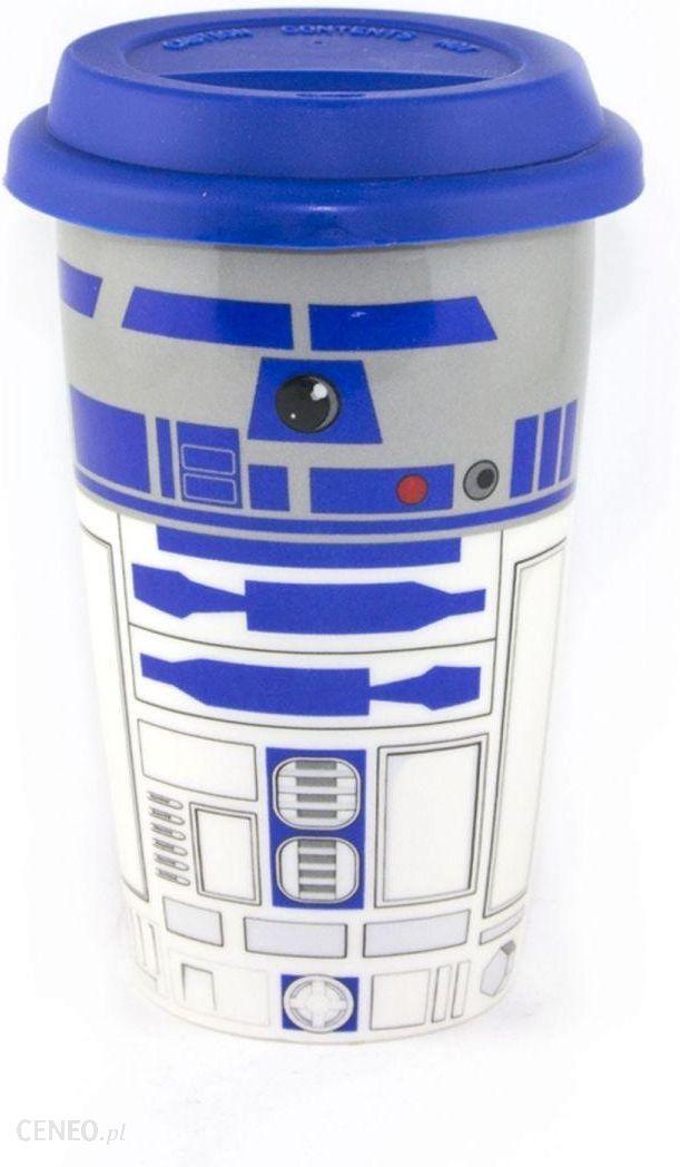 Star Wars Robot kubek podróżny R2D2