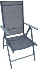 Krzesło Ogrodowe Patio Fotel Ogrodowy Rozkładany 7 Pozycyjny 47866 Ceny I Opinie Ceneopl