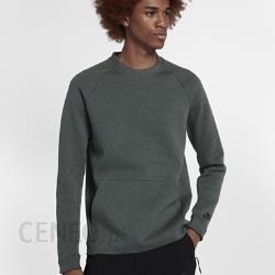 za kilka dni nowy styl życia oferować rabaty Bluza męska Nike Sportswear Tech Fleece Crew - Zieleń - Ceny i opinie -  Ceneo.pl