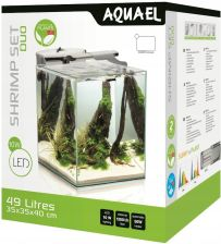 Aquael Shrimp Set Duo Akwarium Krewetkarium 49L