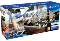 Sony PlayStation VR Aim Controller + Bravo Team (Gra PS4)