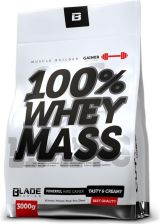 Hi-tec Blade 100% Whey Mass Mutant Gainer Up 3000