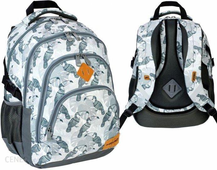 98dc0c0ed2b46 Head Plecak Szkolny Młodzieżowy Tornister Hd 48 - Ceny i opinie ...