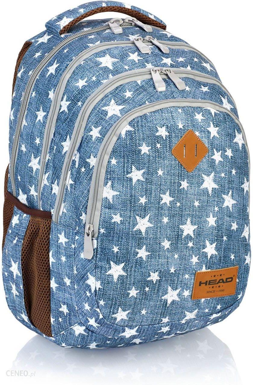 609e5ef57beca Head Plecak Szkolny Młodzieżowy Tornister Hd 109 - Ceny i opinie ...