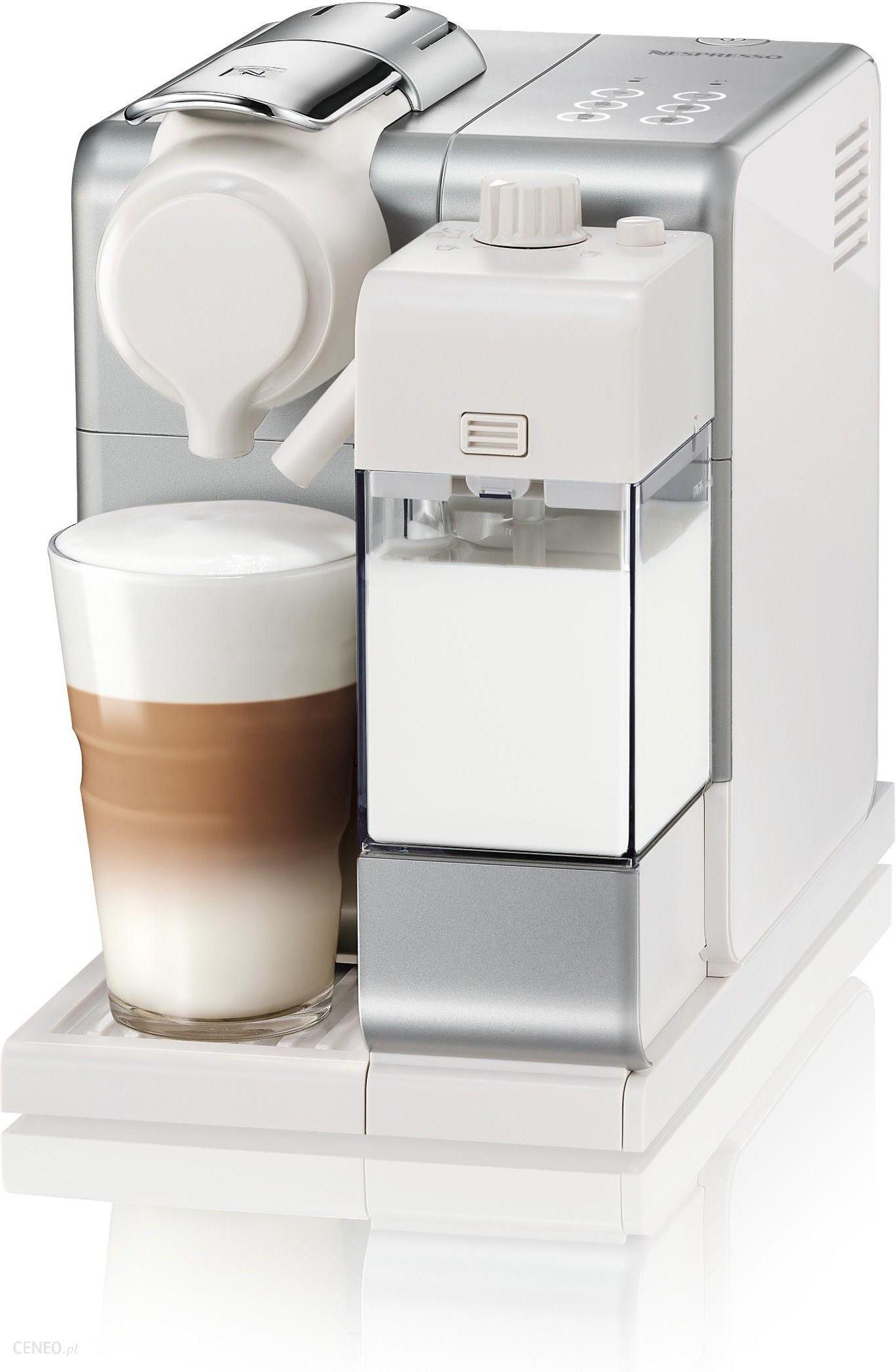 W Ultra De'Longhi Nespresso Lattissima Touch EN560S - Opinie i ceny na TI47