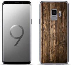 5146439d67b4 Etuo Foto Case Samsung Galaxy S9 drewniane deski - Etui na telefon ...