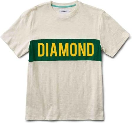 koszulka DIAMOND - Elliot Tee Cream (CREAM)