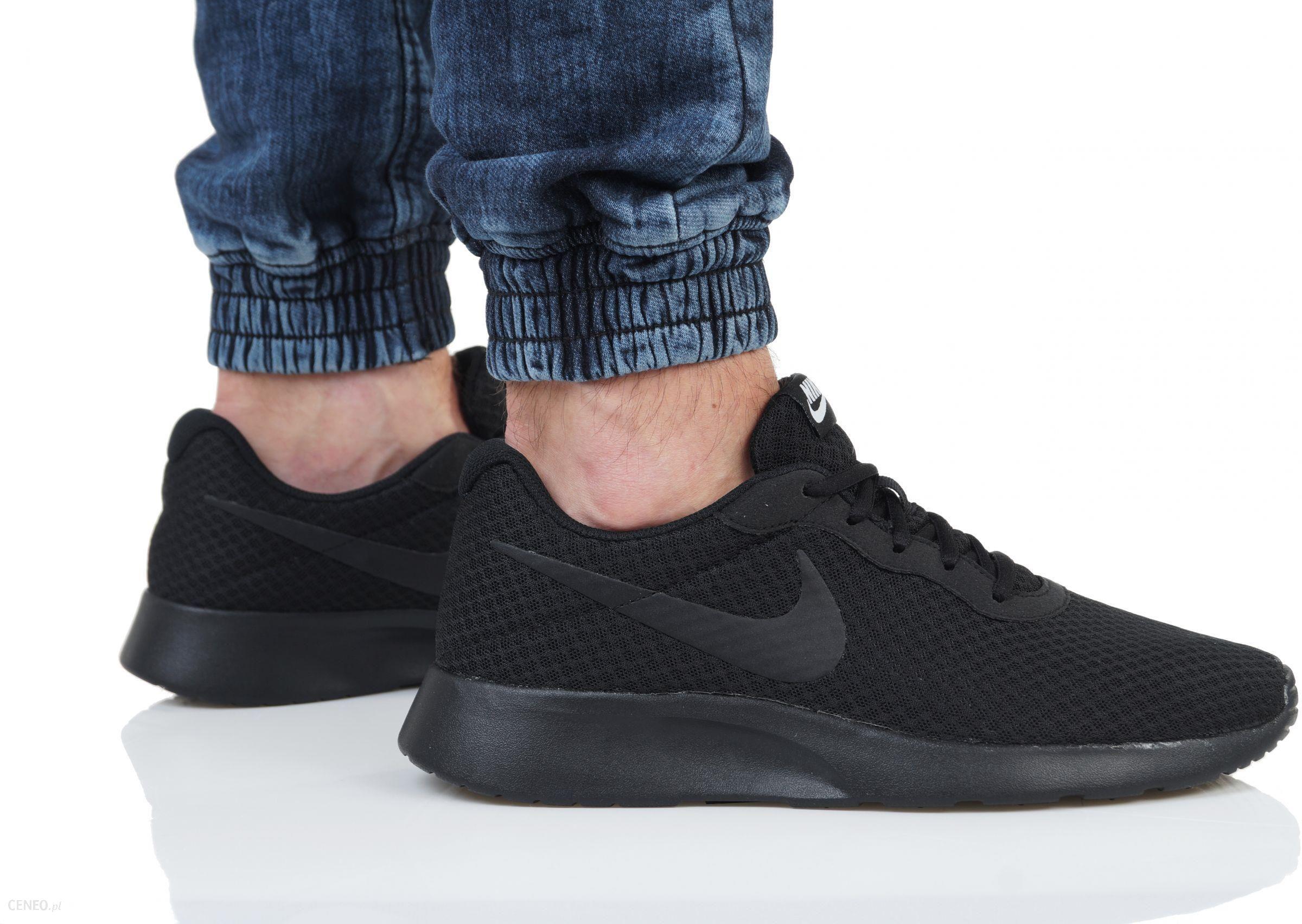 NIKE TANJUN kolor CZARNY (812655 002) Damskie Sneakersy