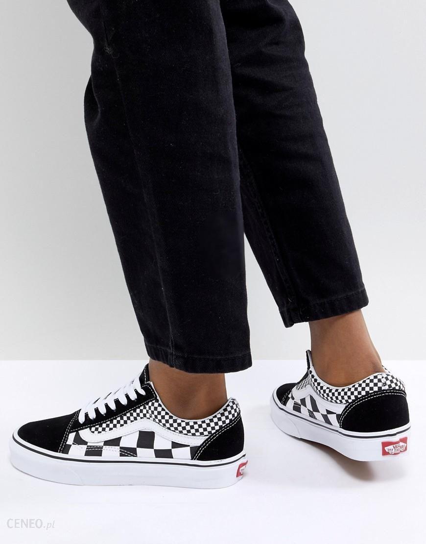 vans checkerboard ceneo