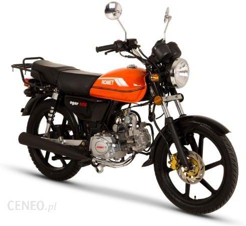 Motocykl Romet Ogar 125 Opinie I Ceny Na Ceneo Pl