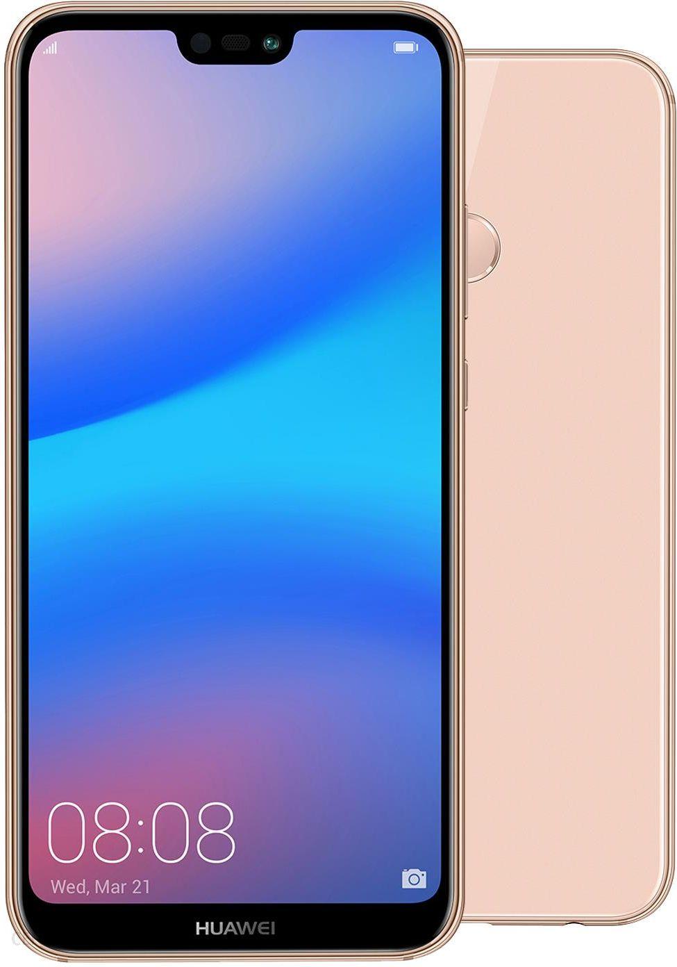 Wszystkie nowe Huawei P20 Lite Różowy - Ceny i opinie na Ceneo.pl CM49