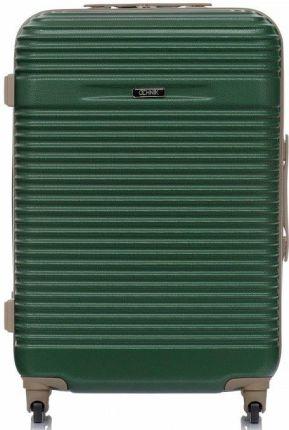 9795aaebfe2b5 Duża walizka WITTCHEN 56-3A-223-35 Bordowa - bordowy - Ceny i opinie ...