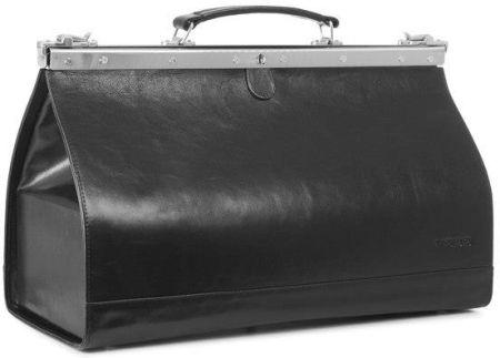 a3b7a31be6c61 BIG torba skórzana kufer 45 PK6 BROWN - Ceny i opinie - Ceneo.pl