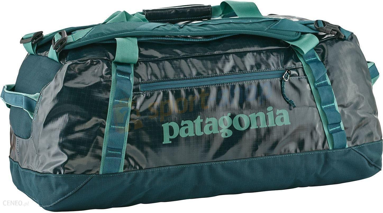 1a052f98ebe85 Torba Black Hole Duffel 60L Patagonia (morska zieleń) - Ceny i ...