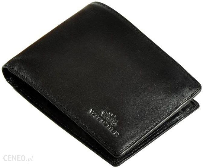 2577c4d152327 Portfel męski WITTCHEN 21 1-040 RFID czarny - czarny - Ceny i opinie ...