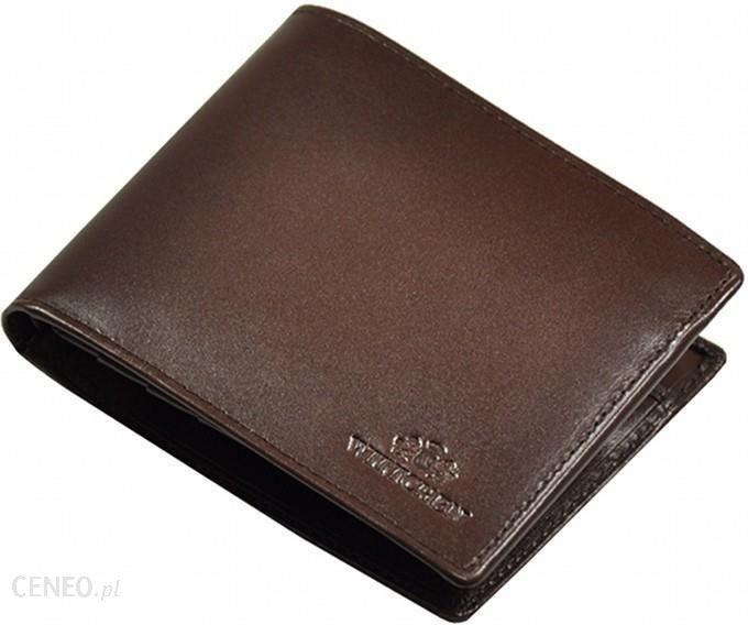 713fd87449c019 Portfel męski WITTCHEN 21 1-040 RFID ciemny brąz - ciemny brąz - zdjęcie 1