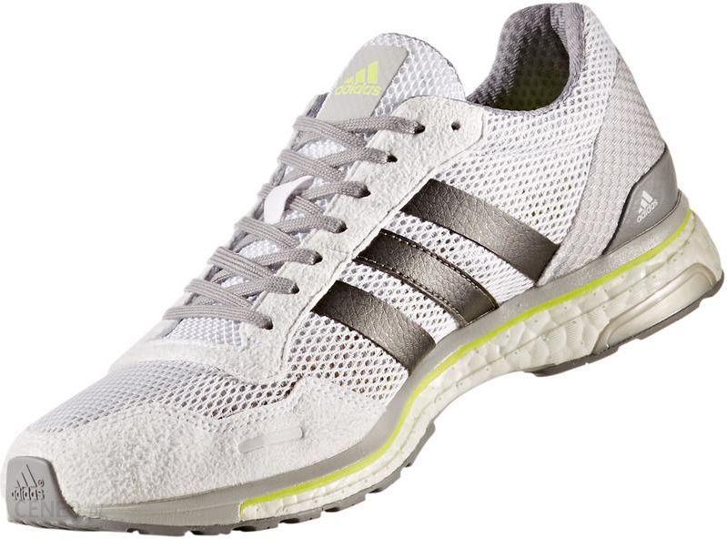 Adidas Adizero Adios 3 Szary Biały Bb3313 - zdjęcie 1