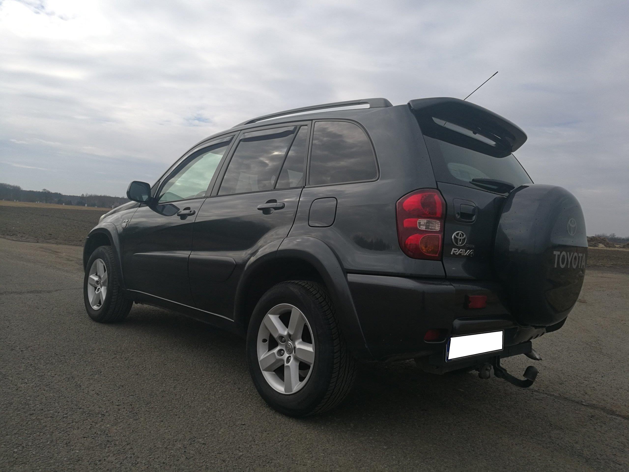 Toyota Rav4 Ii 2005 Diesel 116km Suv Opinie I Ceny Na Ceneopl