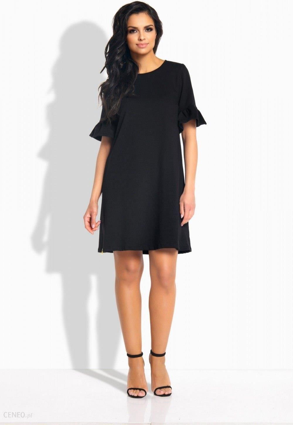 a5d03bba4b Lemoniade Sukienka Model L188 Black - Ceny i opinie - Ceneo.pl