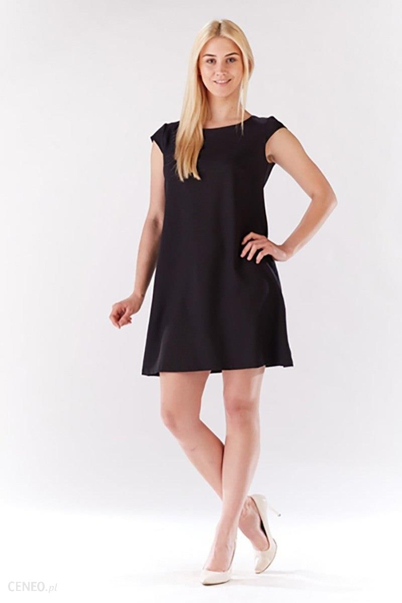 8a8c03c89ce87a Lou-Lou Sukienka Model L051 Black - Ceny i opinie - Ceneo.pl