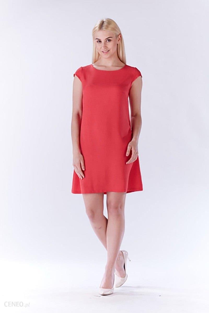 2142d72bfb Lou-Lou Sukienka Model L051 Pink Fuchsia - Ceny i opinie - Ceneo.pl