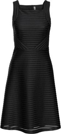 abe9e670d Sukienka szyfonowa z koronką - Ceny i opinie - Ceneo.pl