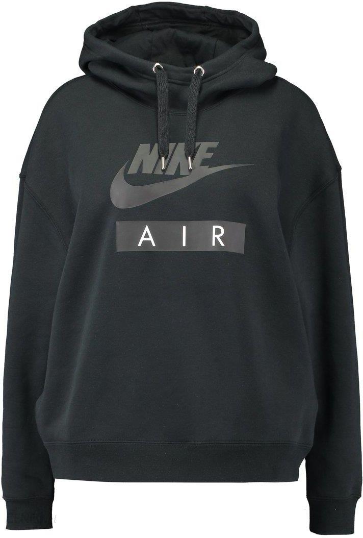 Bluza Z Kapturem Rozpinana Nike NSW Nike Air Czarna