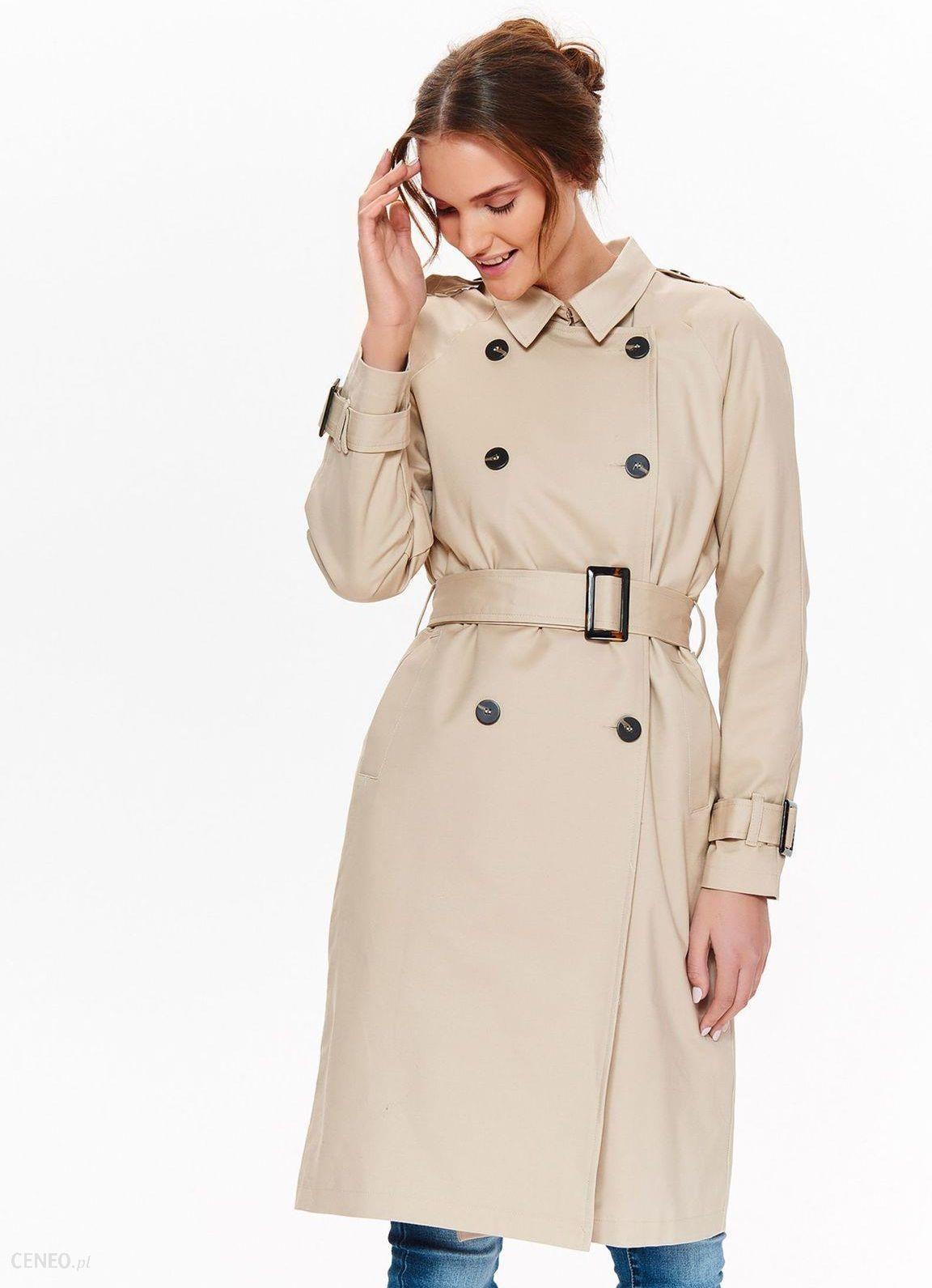 Płaszcz Cotton Club S w Płaszcze damskie Modne płaszcze