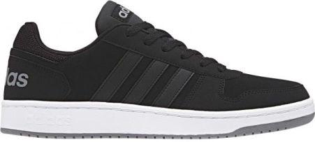 Buty Adidas Męskie Hoops 2.0 DB0117 Czarne Ceny i opinie