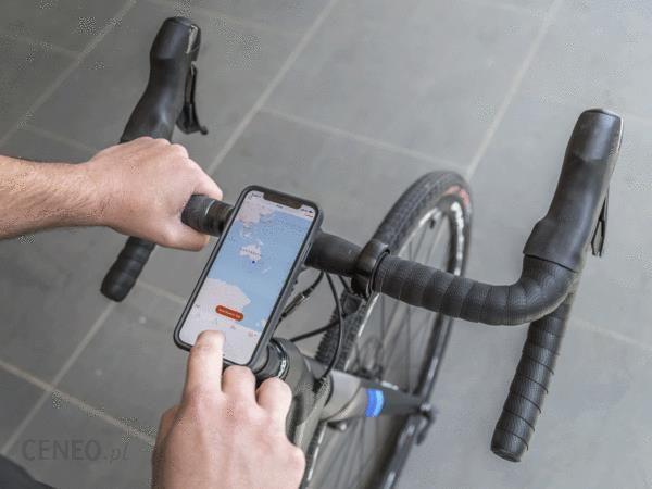 big sale 1faf8 f7eb9 Quad Lock Bike Kit Apple iPhone X QLKBKEIPX - Etui na telefon, ceny i  opinie - Ceneo.pl