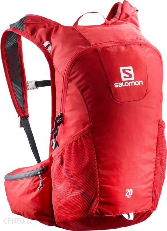 80704b56ae675 Plecak Salomon Trail 20 Plecak Czerwony - Ceny i opinie - Ceneo.pl