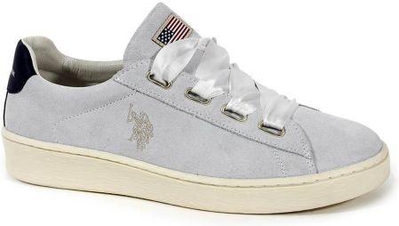 185e102b5 Sneakersy LACOSTE - Ampthill 117 1 Caj 7-33CAJ1000334 Lt Gry - Ceny i  opinie - Ceneo.pl