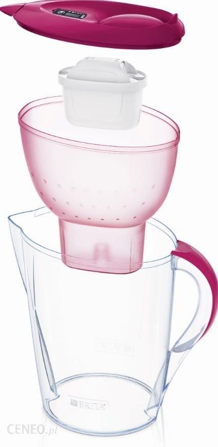 cfc86778ac0d81 ... zdjęcie 1; Dzbanek filtrujący BRITA fill&enjoy Marella XL różowy -  zdjęcie ...