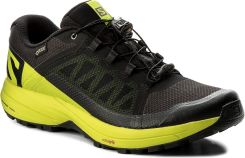 Salomon Xa Elevate Gtx Black Lime Green