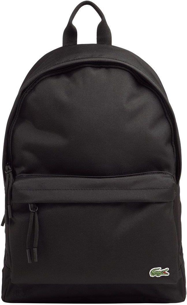 2ff6abf1cff Plecak Lacoste Backpack Black - Ceny i opinie - Ceneo.pl