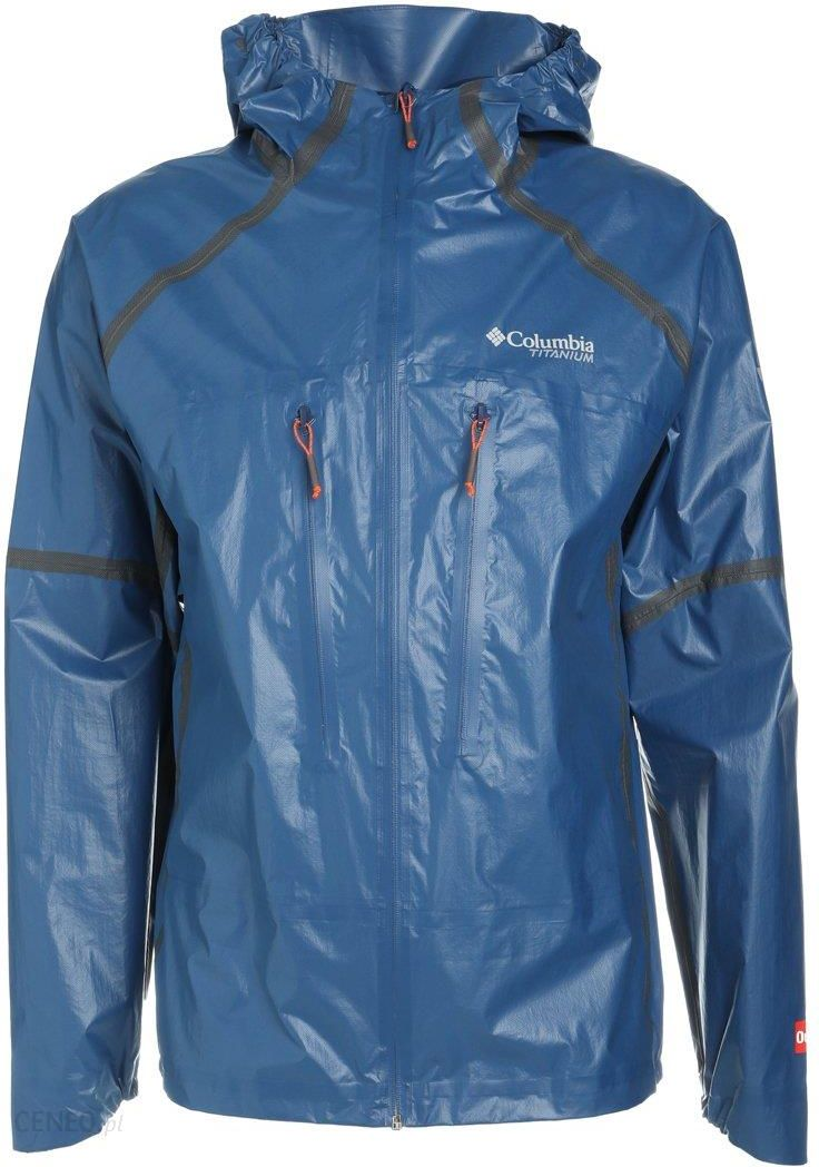 Columbia Outdry Ex Featherweight Shell Hardshell Carbon Ceny i opinie Ceneo.pl