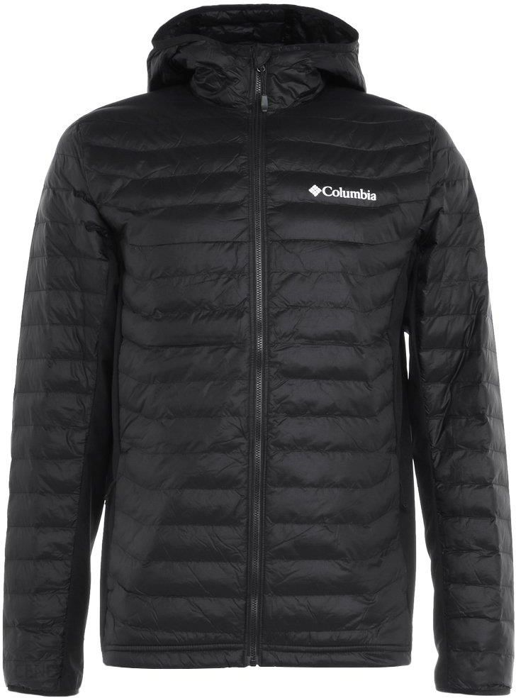 Columbia Powder Lite Light Hooded Jacket Black Ceny i opinie Ceneo.pl