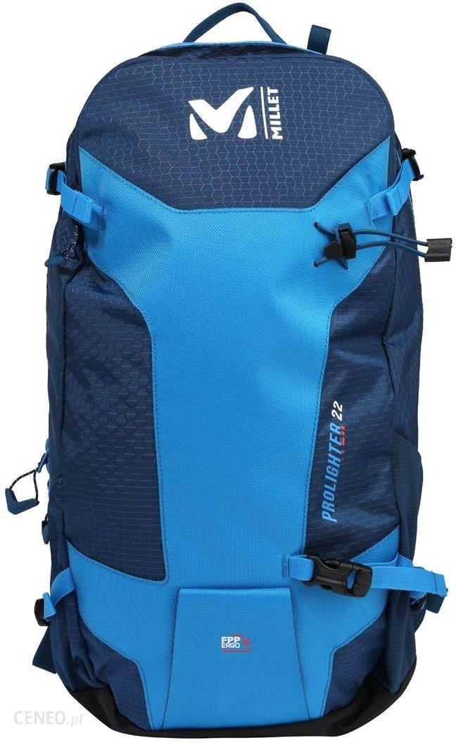 a2e73a6ae003c Plecak Millet Prolighter 22 Electric Blue Poseidon - Ceny i opinie ...