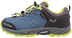 Salewa Mtn Trainer Wp Dark Denim Cactus