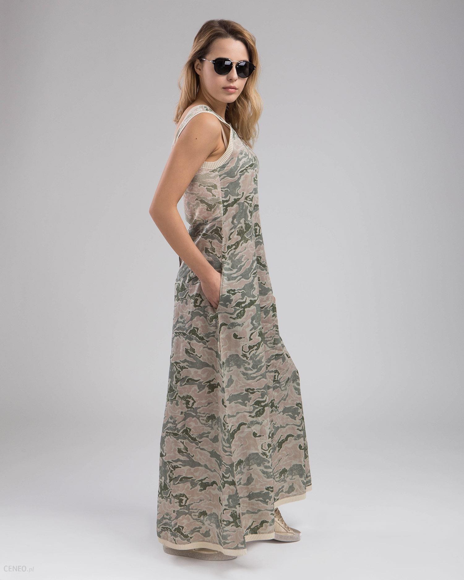 ae6bb965ce Sukienka AERONAUTICA MILITARE - Ceny i opinie - Ceneo.pl