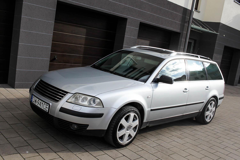 volkswagen passat b5 fl 2003 diesel 131km kombi srebrny opinie i ceny na. Black Bedroom Furniture Sets. Home Design Ideas