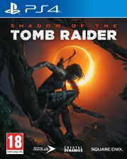 Shadow Of The Tomb Raider (Gra PS4)