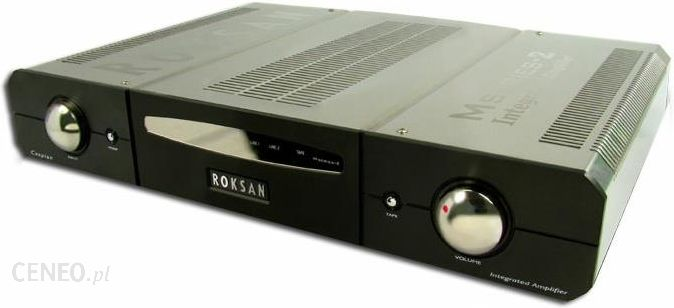 Roksan Caspian M2 zintegrowany stereo 85W Srebrny
