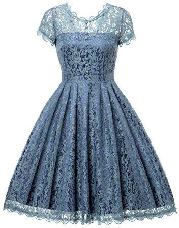 Amazon Gigi Leer Elegancki Damski Sukienki Sukienka Koktajlowa