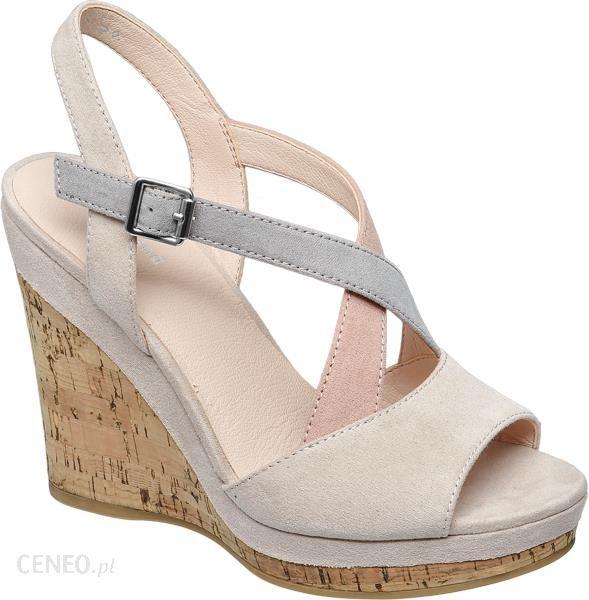 9c41dcdba96d02 Graceland sandały na koturnie - Ceny i opinie - Ceneo.pl
