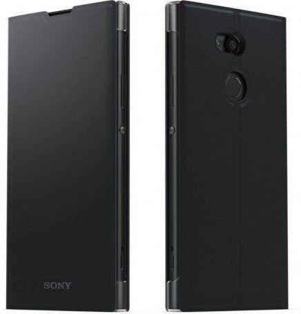 Sony Etui Scsh20 Do Xperia Xa2 Ultra Czarne Scsh20 Etui Na Telefon Ceny I Opinie Ceneo Pl